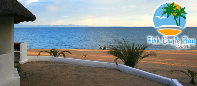 FISH EAGLE BAY LODGE, LAKE MALAWI