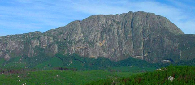 Mulanje is situated close to the border of Mozambique and is popular due to Mount Mulanje