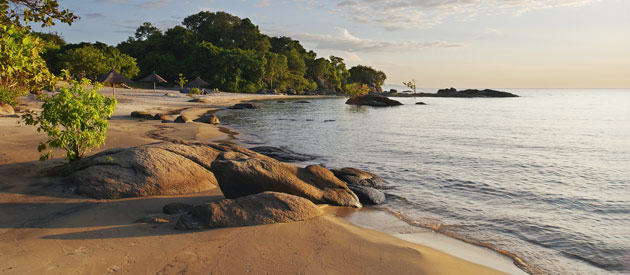 Lake Malawi, in Malawi